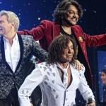 «Антиковидные» правила нарушили во время съемок «Песни года»
