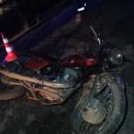 Водитель мотоцикла врезался в забор и скончался на Ставрополье