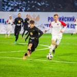 ФК «Машук – КМВ» со счетом 1:2 уступил ФК «Кубань»