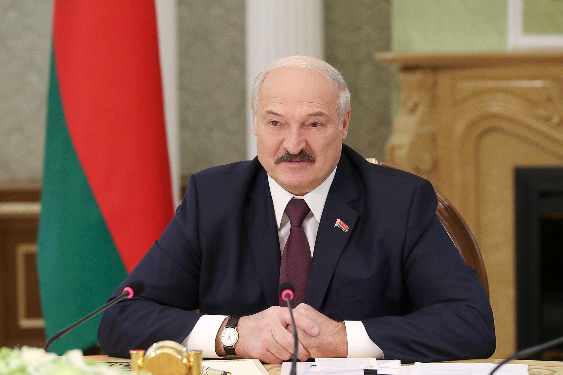 Топ лучших фраз Лукашенко в 2020 году