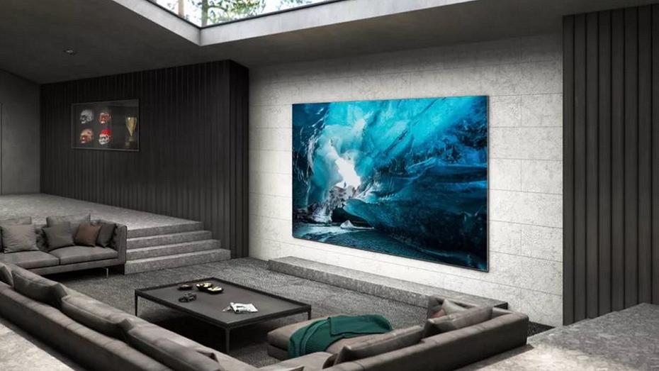 Начало новой эпохи: Samsung представила гигантский 110-дюймовый MicroLED-телевизор