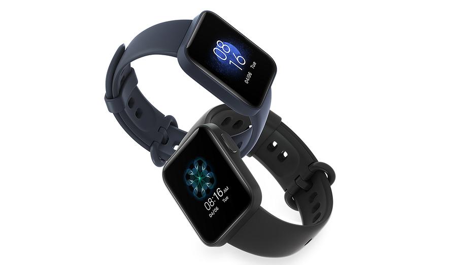 Xiaomi представила недорогие смарт-часы Mi Watch Lite