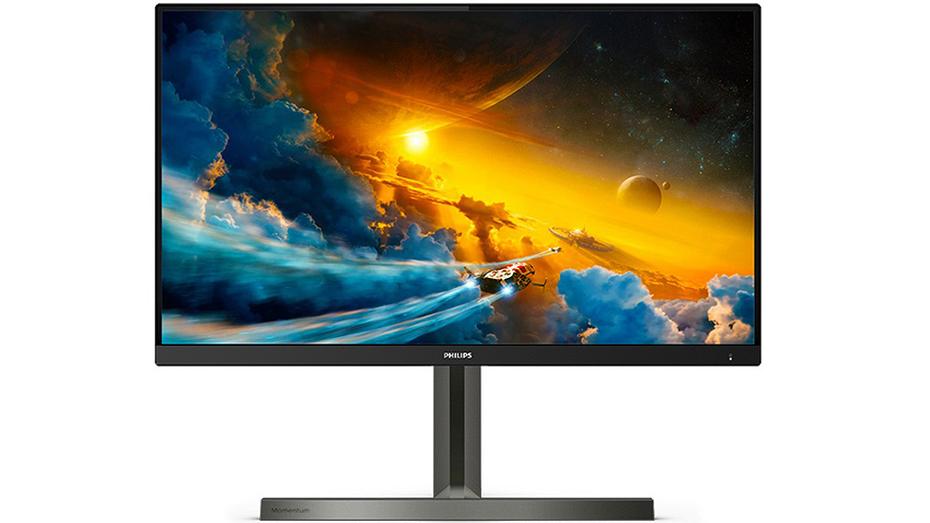 Новый игровой монитор Philips 329M1RV выдает частоту обновления картинки в 144 Гц