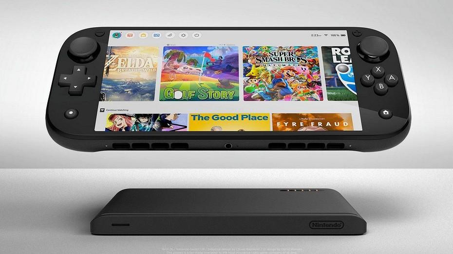Новая Nintendo Switch Pro: что мы о ней знаем?
