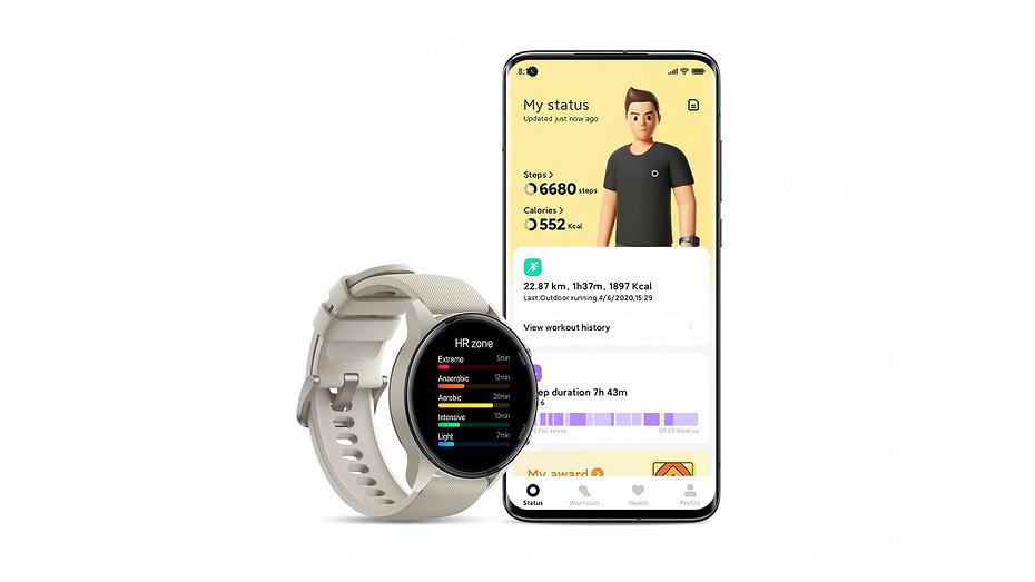 Названы российская цена и дата начала продаж первых 'международных' умных часов Xiaomi Mi Watch
