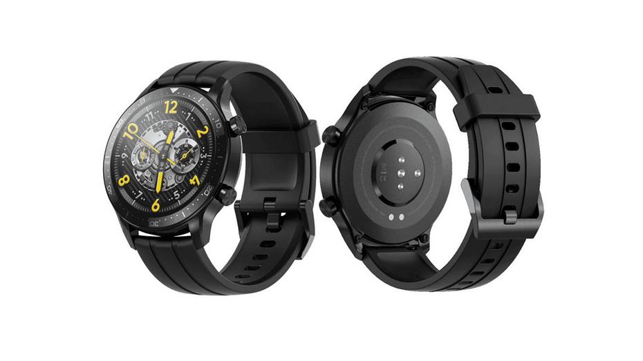 Realme представила умные часы с большим AMOLED-экраном - Watch S Pro