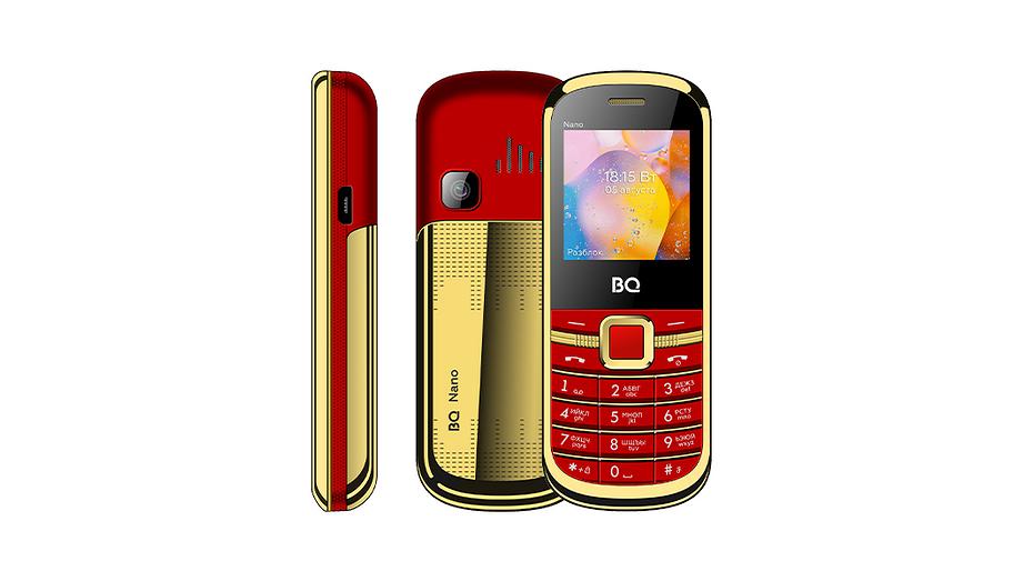 Российский сверхкомпактный телефон в металлическом корпусе оценен дешевле 1500 рублей