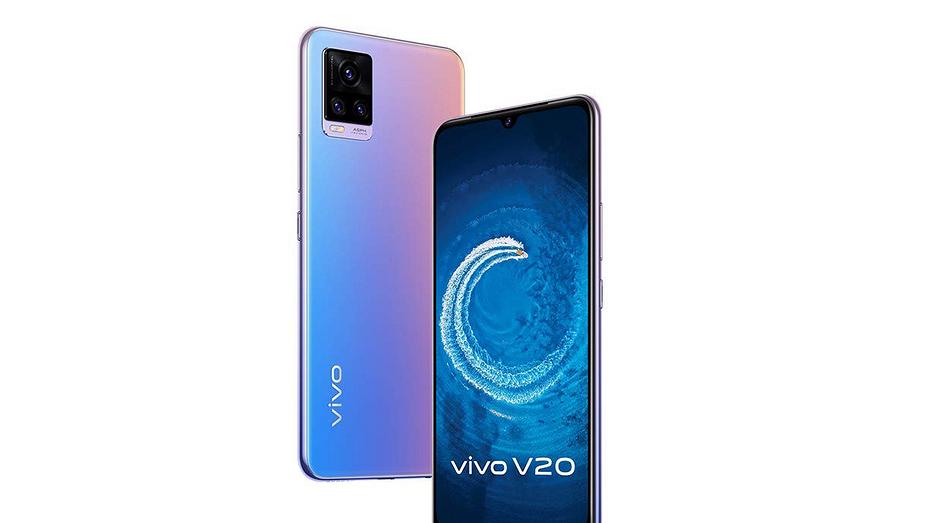 Vivo официально представила смартфон Vivo V20 (2021)
