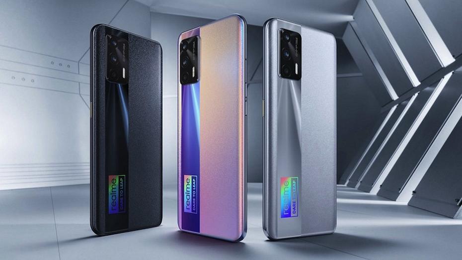 Realme представила доступный геймерский смартфон GT Neo