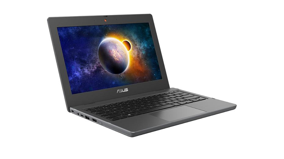 Роняй, проливай и облизывай: ASUS презентовала защищенный и антибактериальный ноутбук для школьников