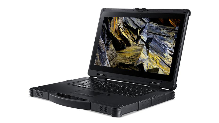 Acer привезла в Россию 'экстремальный' ноутбук Enduro N7