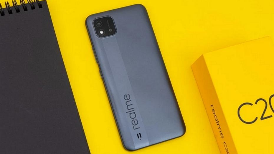 Дешево и сердито: представлен бюджетный и долгоиграющий смартфон Realme C20