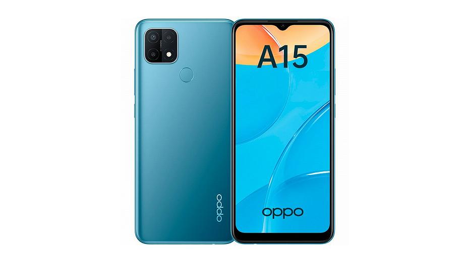 Oppo привезла в Россию смартфон всего за 9 990 рублей
