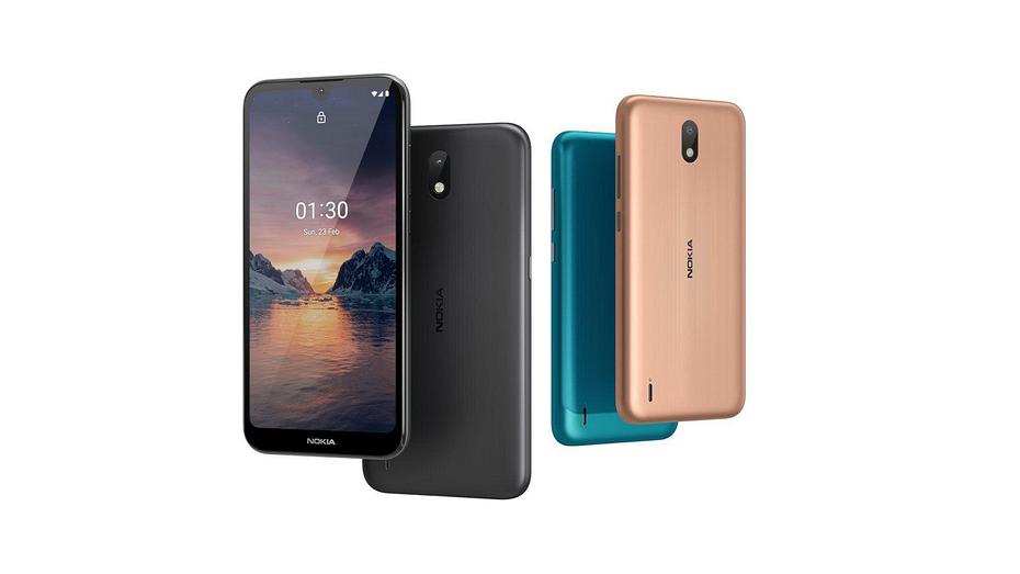 Бюджетный смартфон Nokia 1.4 рассекречен до премьеры