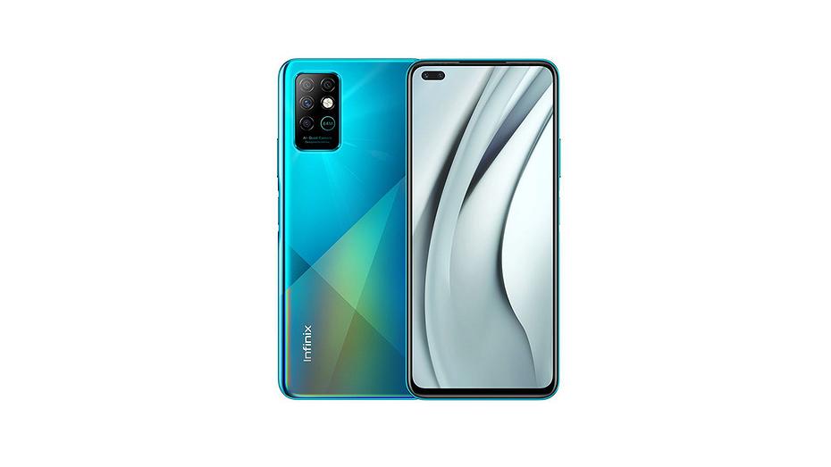 Не такой 'китаец', как все: смартфон с гигантским дисплеем и шестью камерами Infinix Note 8 оценен дешевле 13 000 рублей