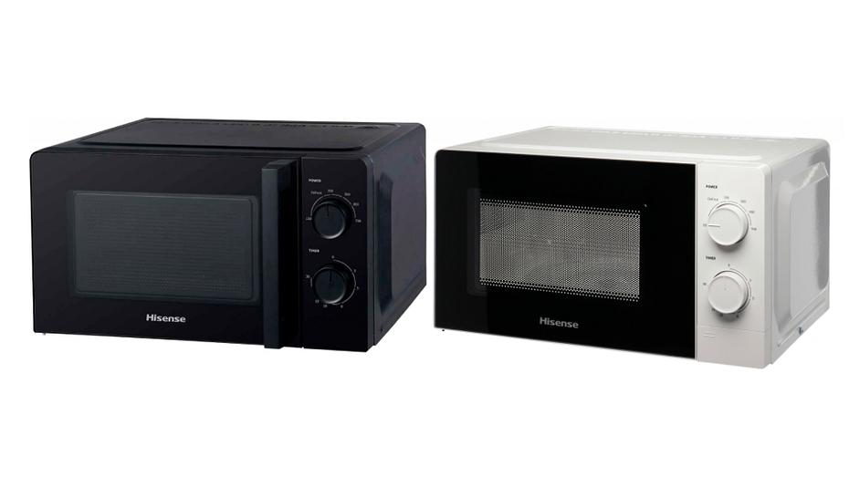 Hisense привезла в Россию новые доступные микроволновые печи