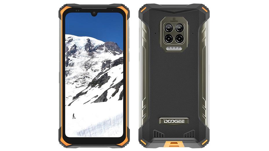 В России представлен неубиваемый смартфон с гигантской батареей на 8500 мАч