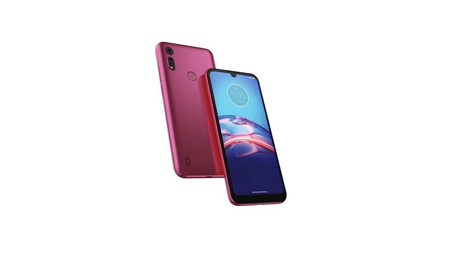 Motorola представила бюджетный смартфон Moto E6i