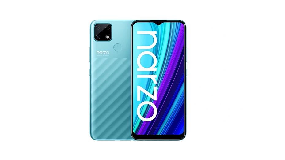Бюджетный смартфон Realme Narzo 30A получил аккумулятор на 6000 мАч