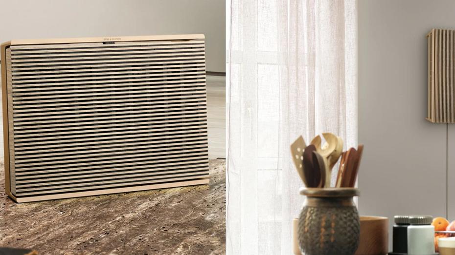 Bang & Olufsen представила портативную Wi-Fi колонку с превосходным звуком и минималистичным дизайном