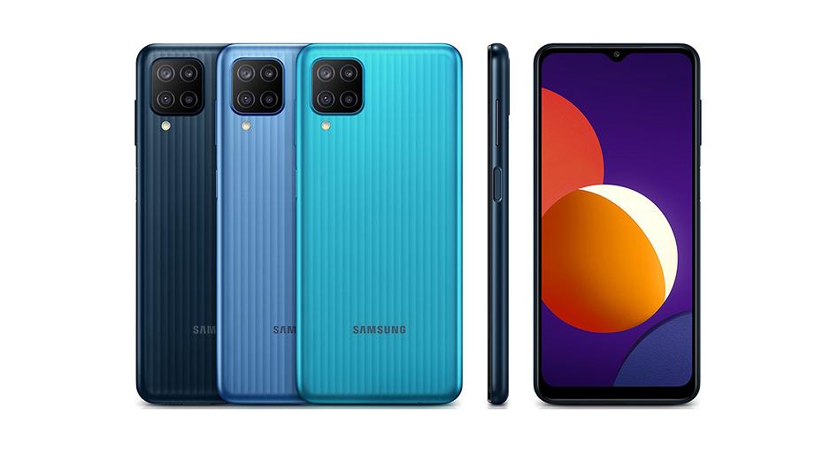 И еще один дешевый долгожитель: Samsung представила смартфон Galaxy M12