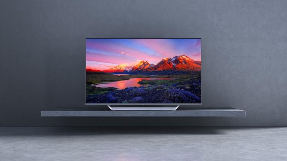 Xiaomi представила свой самый большой телевизор Mi TV