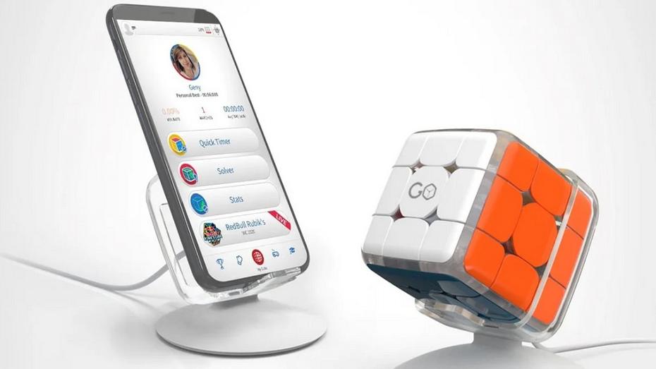 Обзор интерактивного 'Кубика Рубика' GoCube: теперь вы точно научитесь его собирать