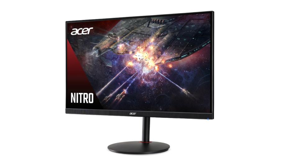 В Россию прибыл геймерский монитор Acer Nitro XV272UX с частотой обновления до 270 Гц