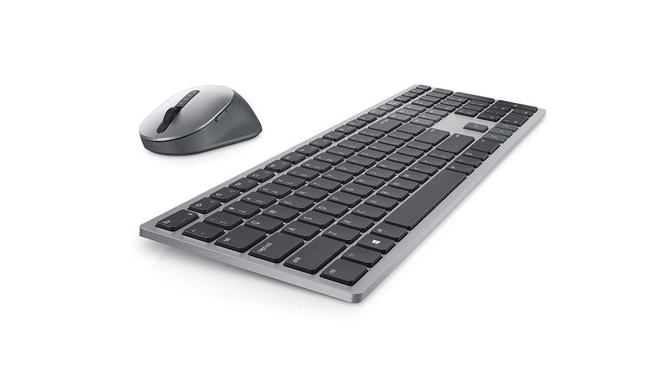 Dell представила беспроводные мыши и клавиатуры серий Premier и Pro