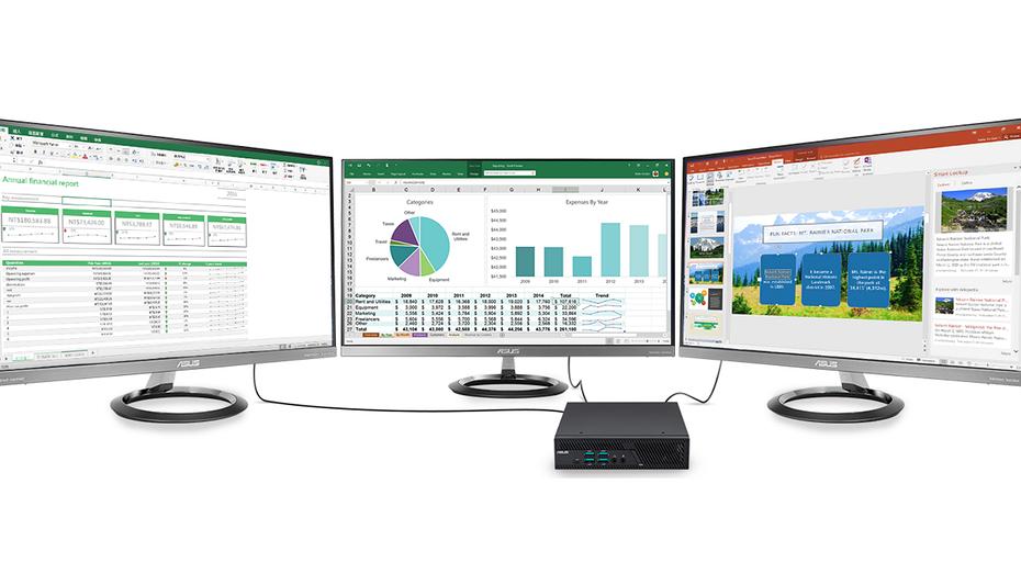 ASUS презентовала мощный и 'неубиваемый' мини-компьютер Mini PC PB62
