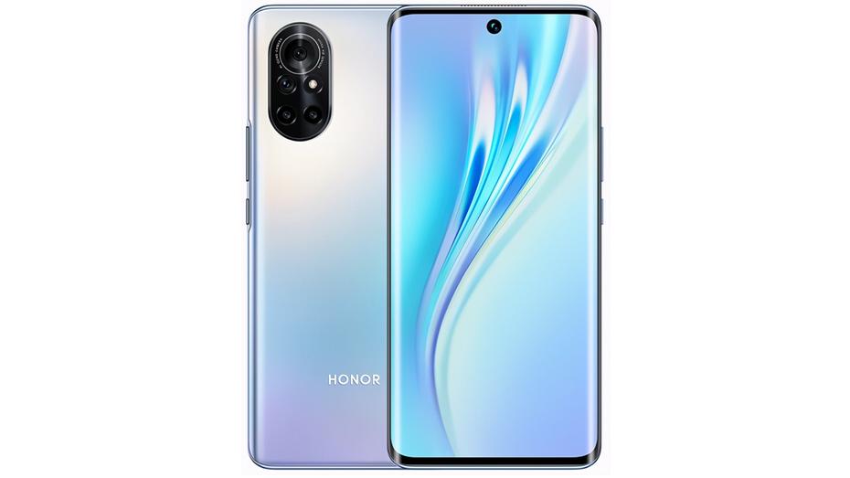 'Облегченный' и 'люксовый' одновременно: смартфон Honor V40 Light Luxury Edition представлен официально