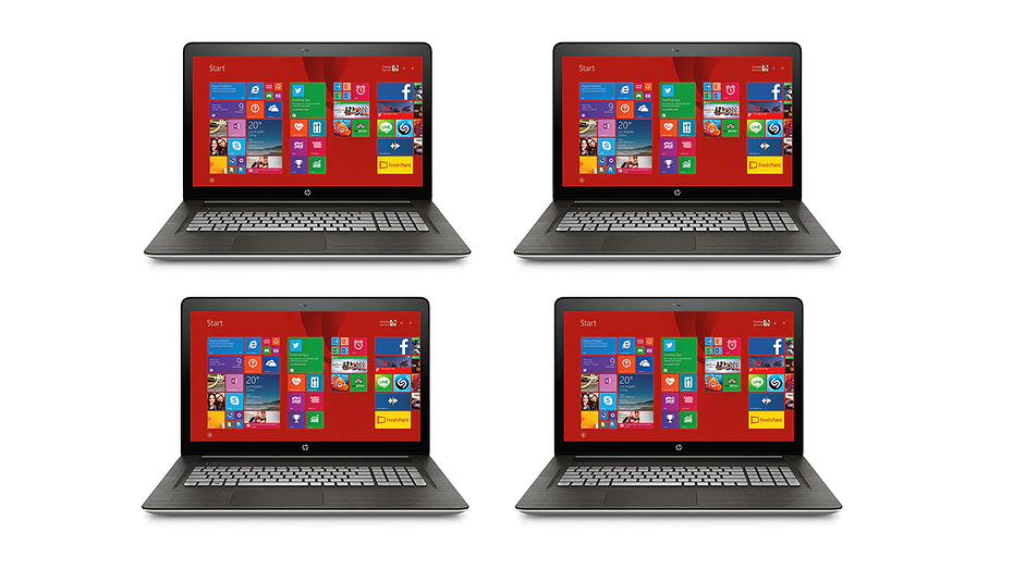 Ноутбук HP Envy 17 получил процессор Core i7 и дискретную графику NVIDIA