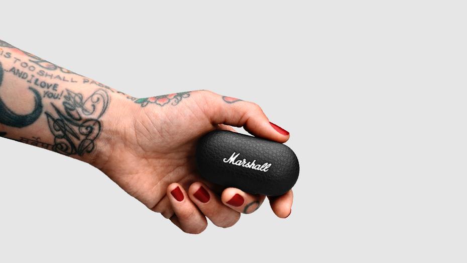 Легендарный аудиобренд представил свои первые полностью беспроводные наушники