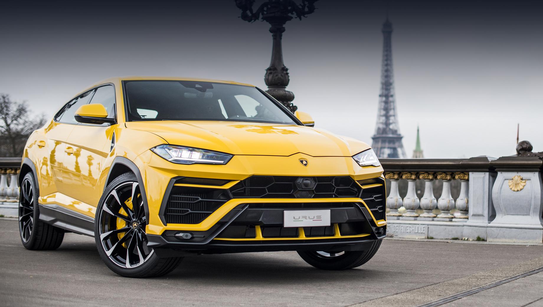 Lamborghini Urus отозван в России из-за топливопровода