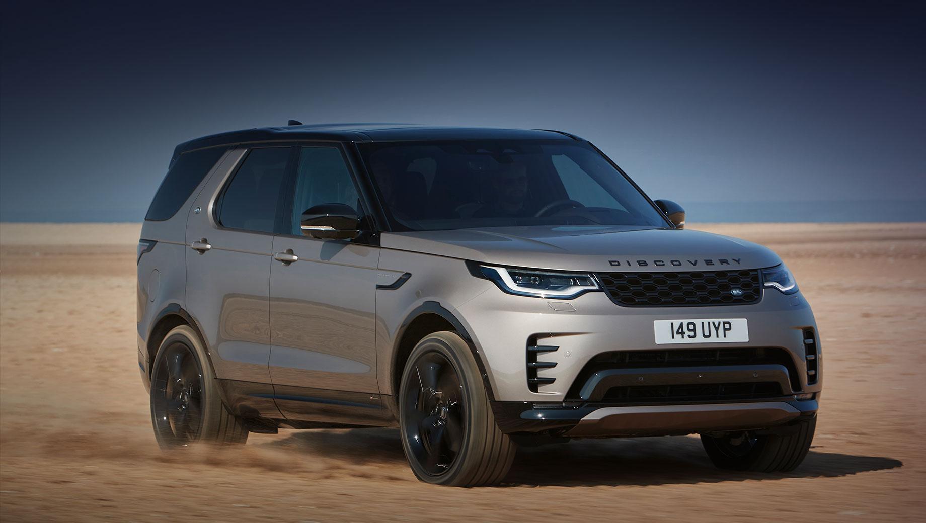 Дополнено: Улучшенный Land Rover Discovery начал приём заказов
