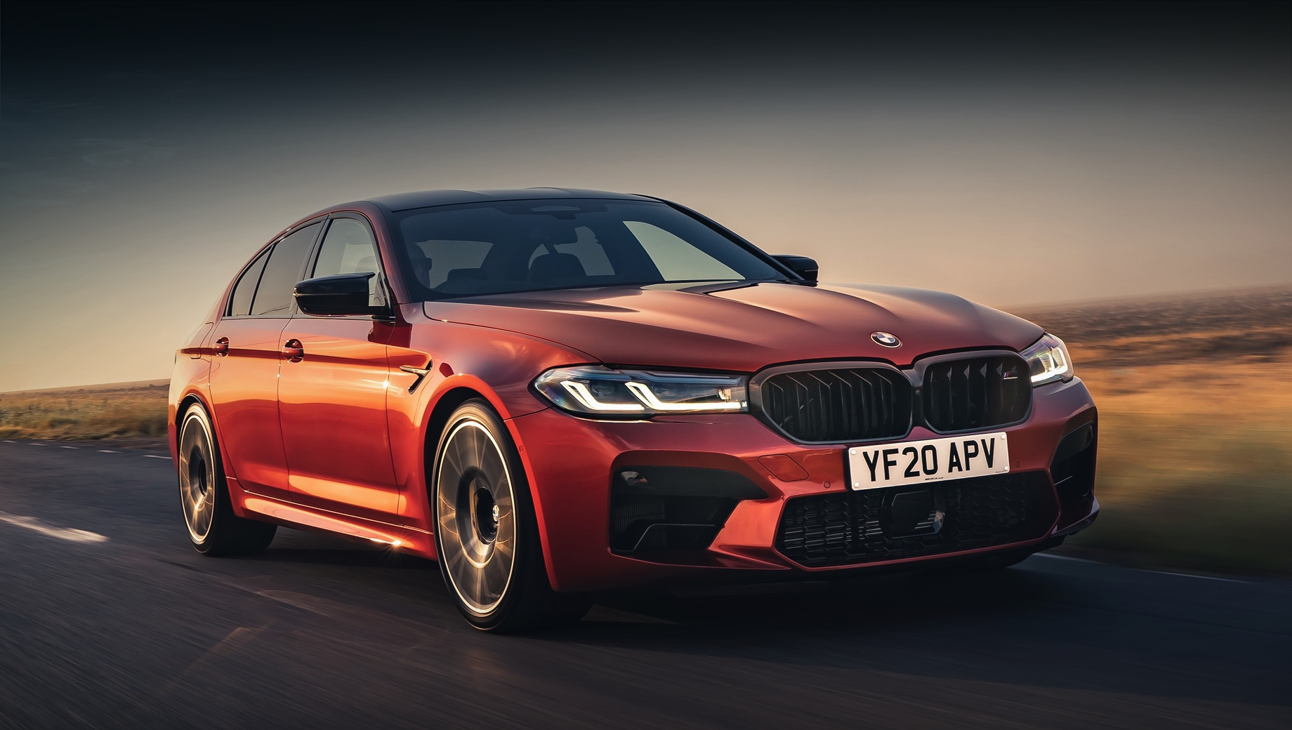 Глава BMW M раскрыл детали о седане BMW M5 CS