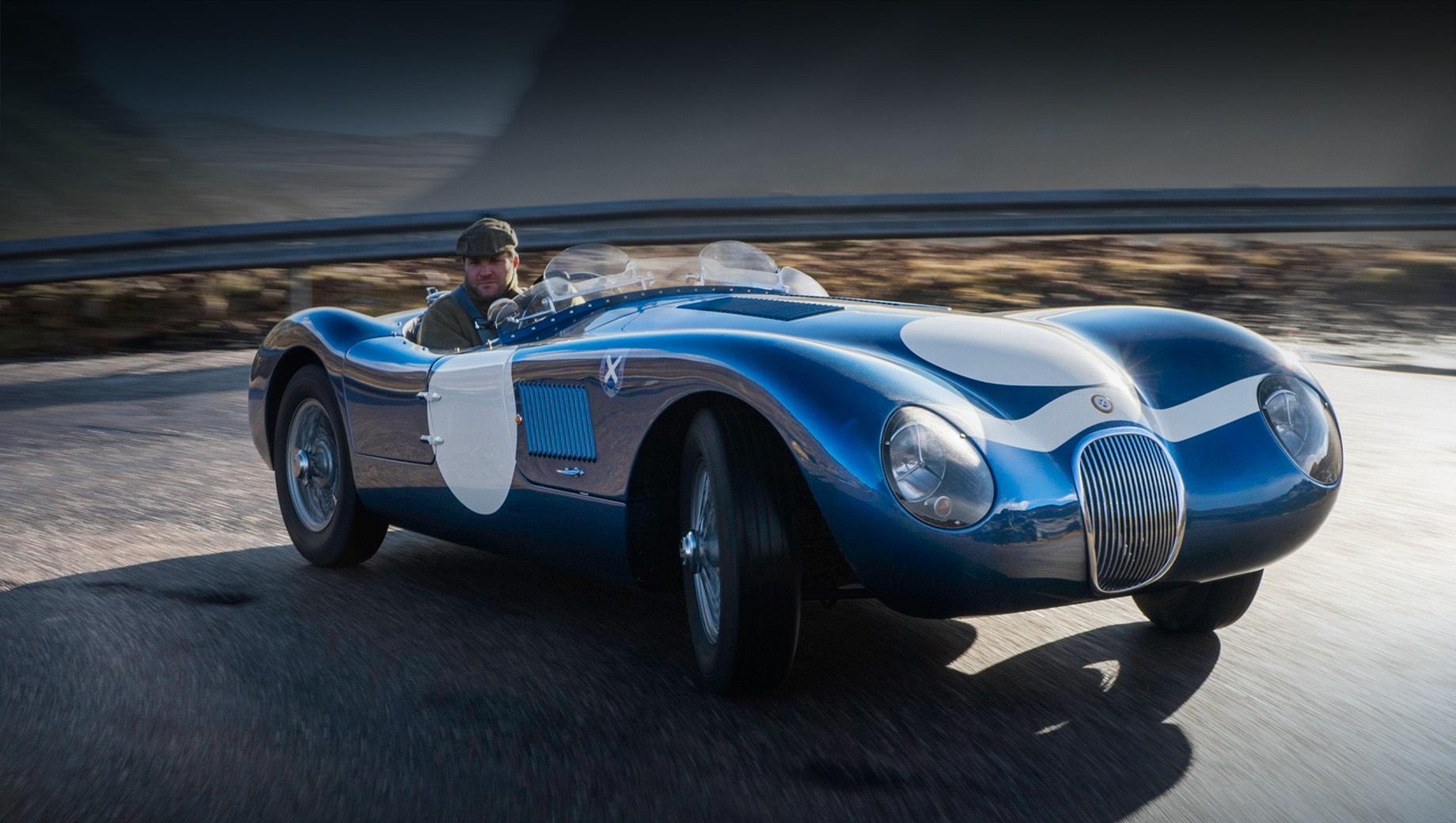 Ecurie Ecosse отметит 70-летие репликами болида Jaguar C-type