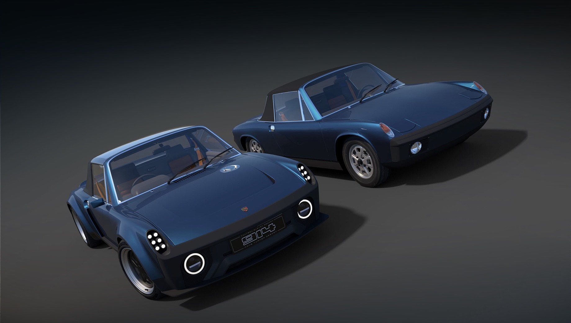 Британские раллисты вернут к жизни таргу Porsche 914