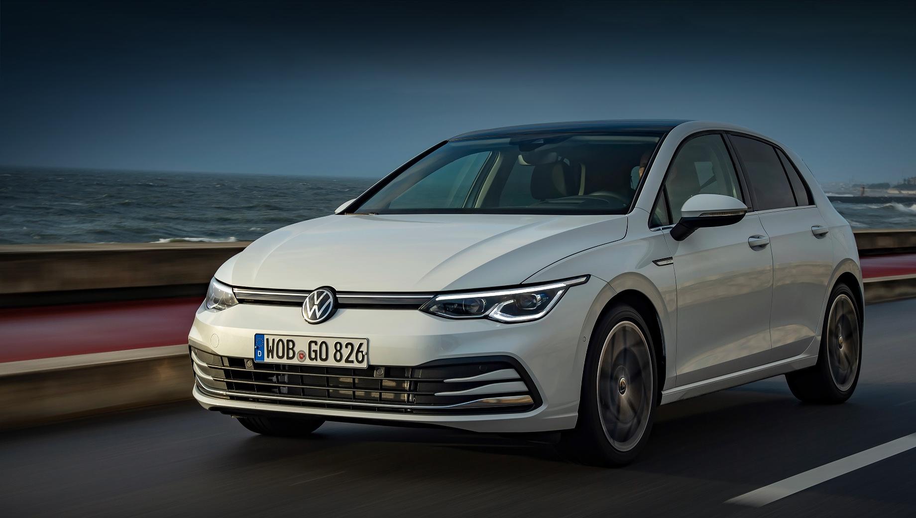 Volkswagen Golf вернётся в Россию ближе к лету