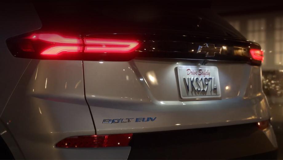 Электрокары Chevrolet Bolt и Bolt EUV дебютируют в феврале