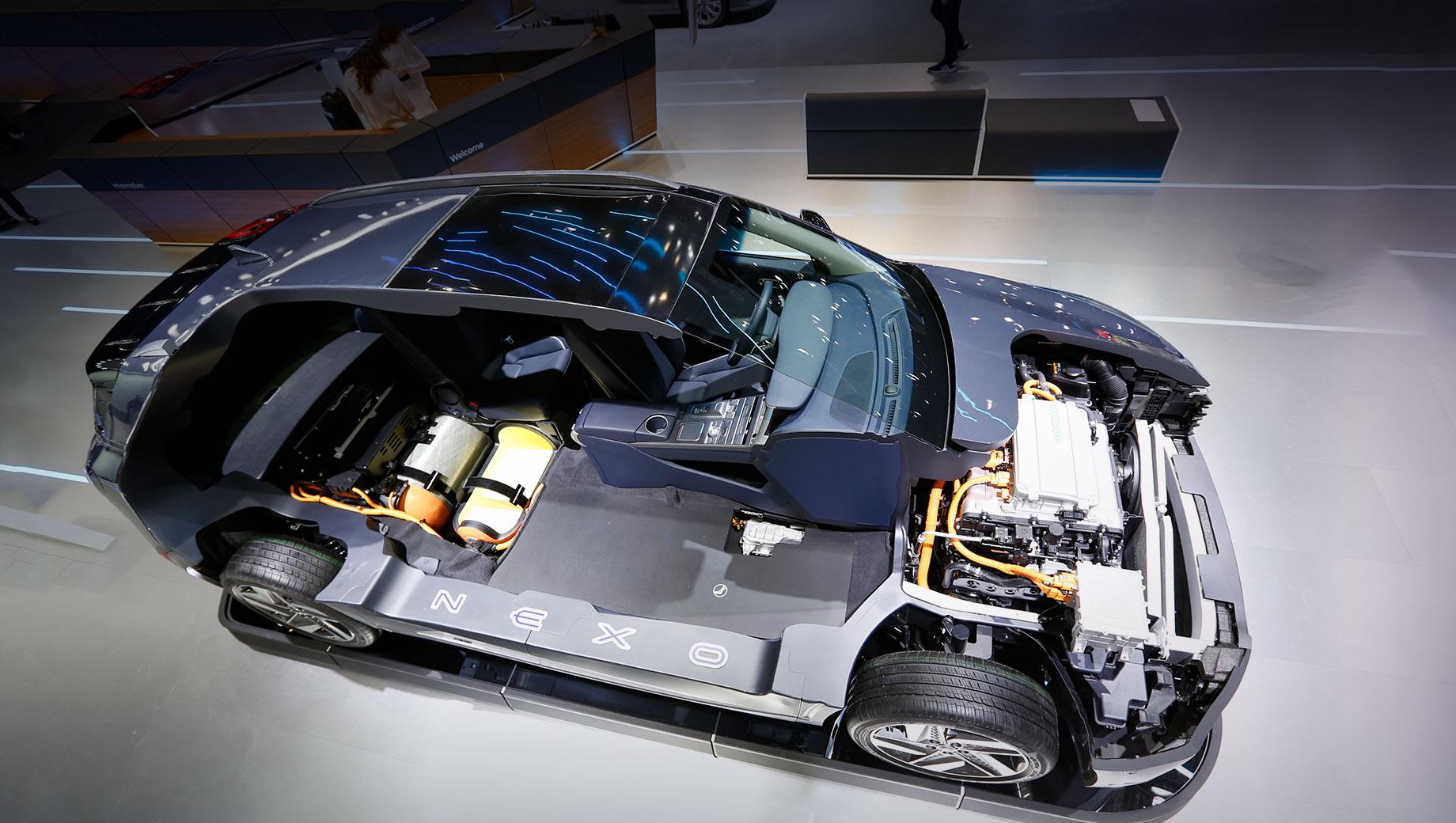 Группа Hyundai построит завод топливных элементов в Гуанчжоу