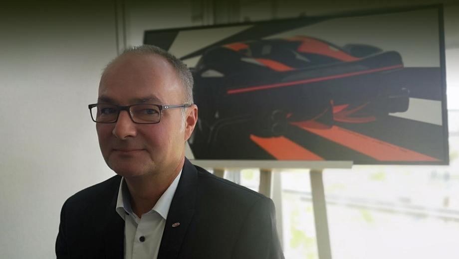 Создатель гиперкаров Bugatti будет проектировать Фольксвагены