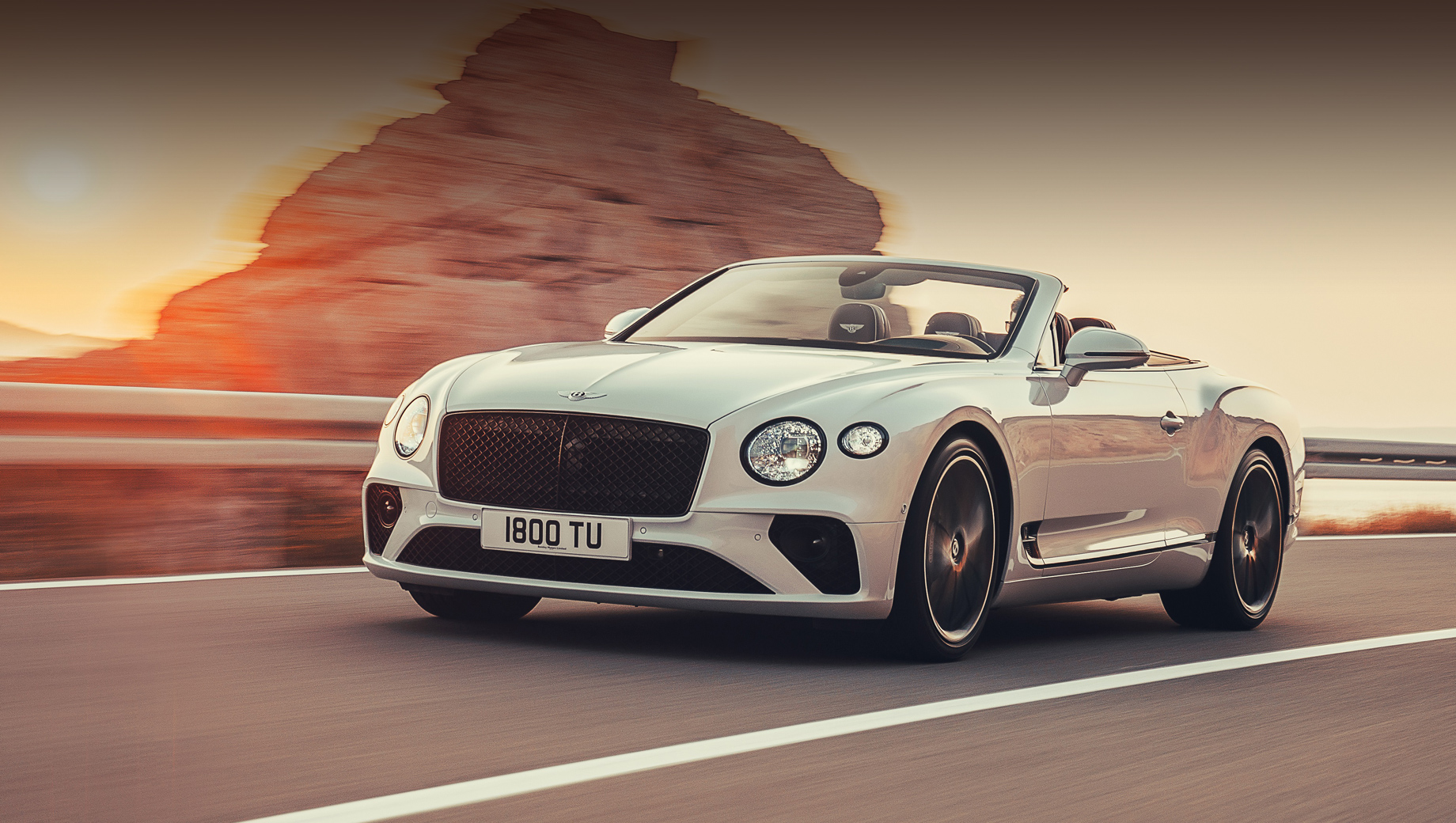 Bentley Continental GTC отозван из-за софта управления крышей
