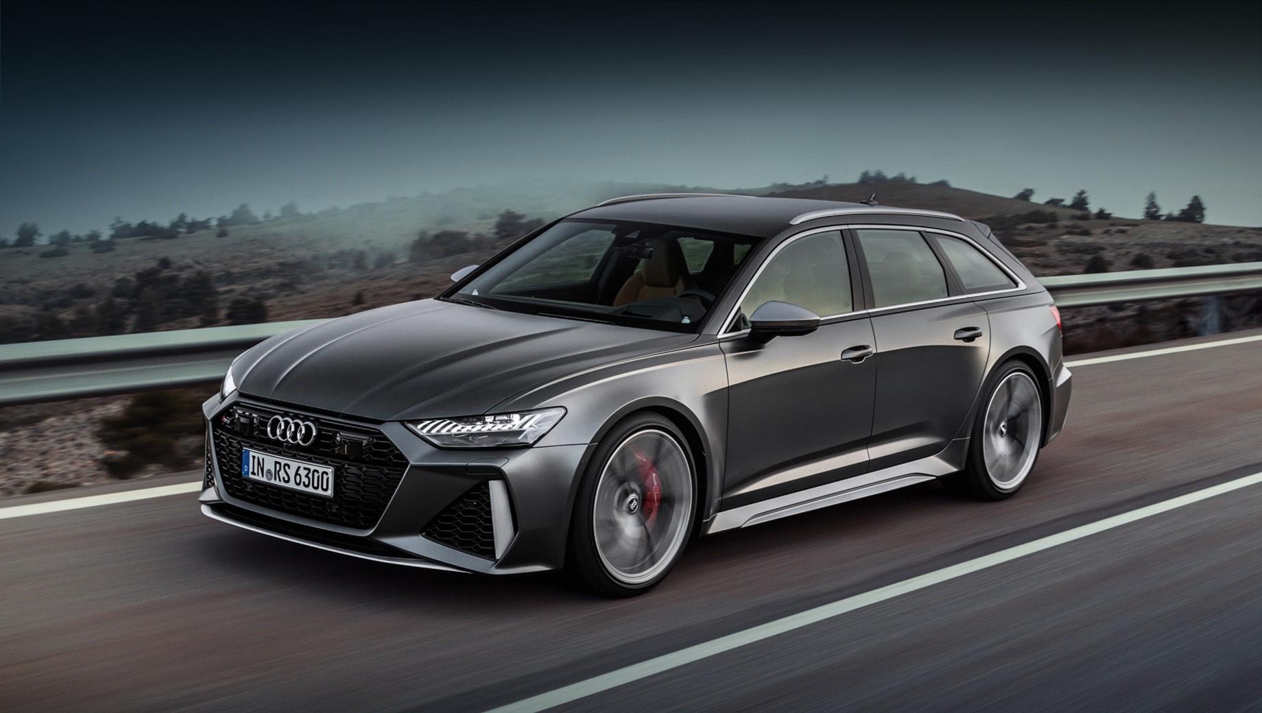 Audi RS 6 и RS 7 обзавелись умеренными ценниками