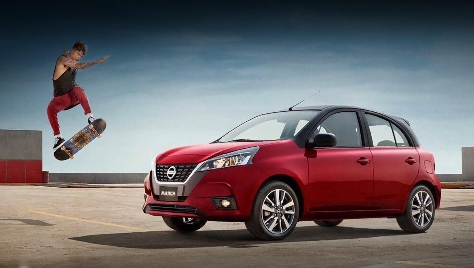 Nissan March прошлого поколения продолжит карьеру в Мексике