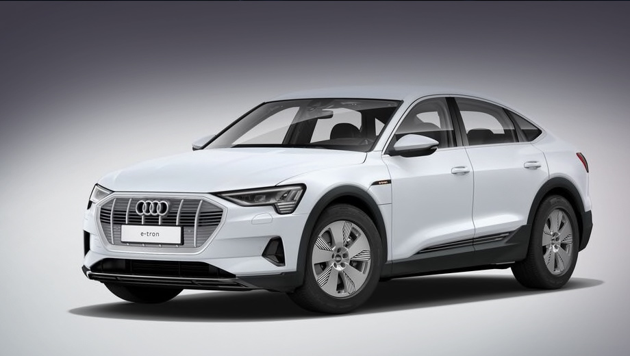 Электрокар Audi e-tron Sportback добрался до России