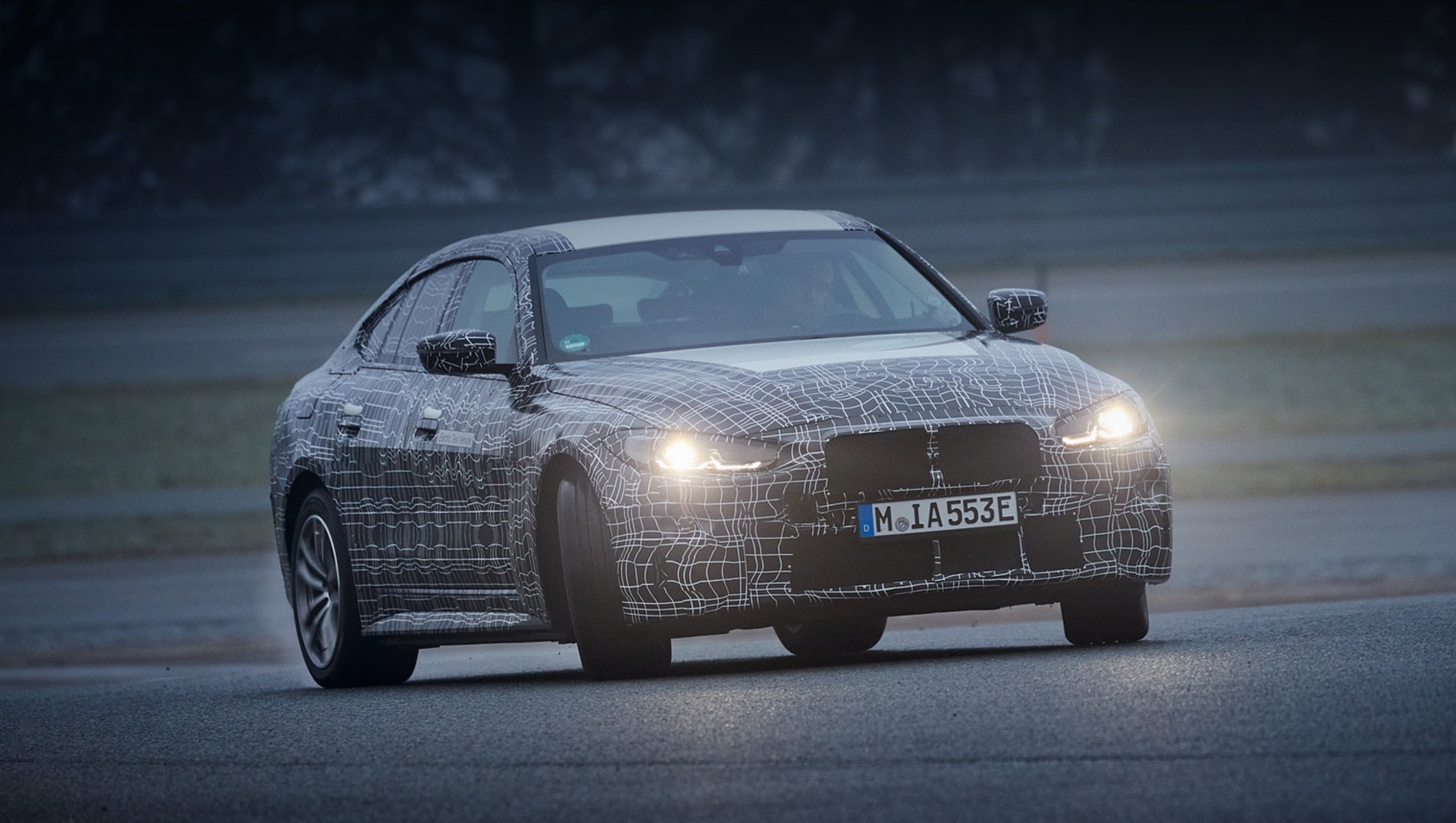 Фирма BMW подкорректировала планы по электрокарам