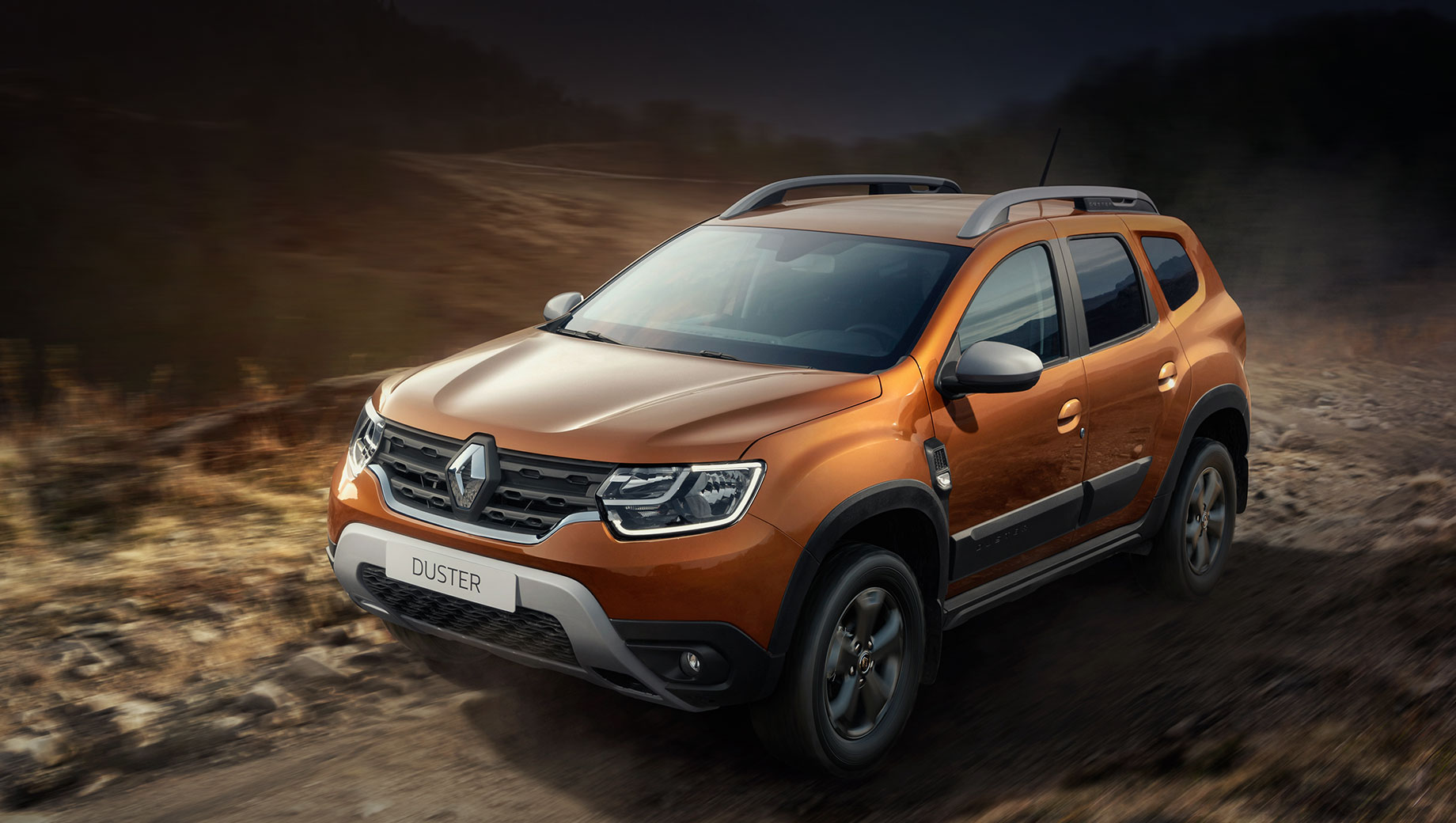 Новый Renault Duster пошёл по пути Каптюра и Арканы