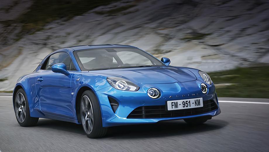 Бренд Alpine вытеснит Renault Sport даже с шильдиков