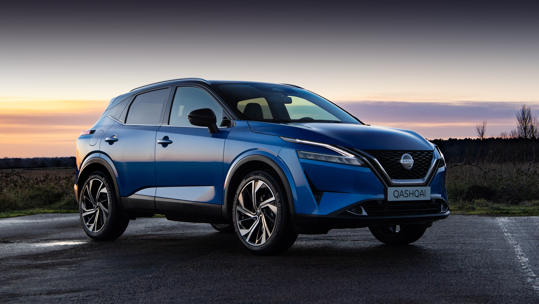 Nissan Qashqai переродился на новой платформе